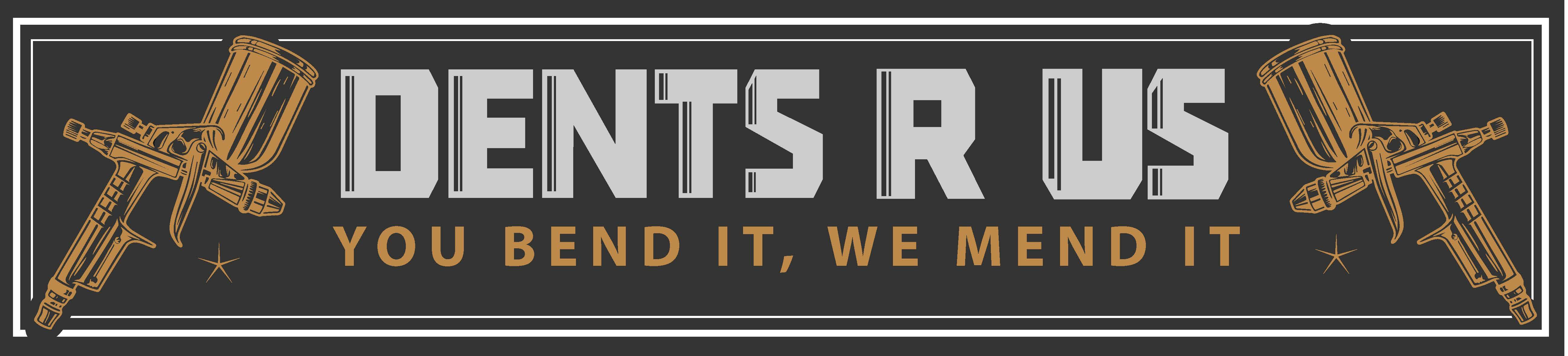 Dents R Us Banner - Dents R US