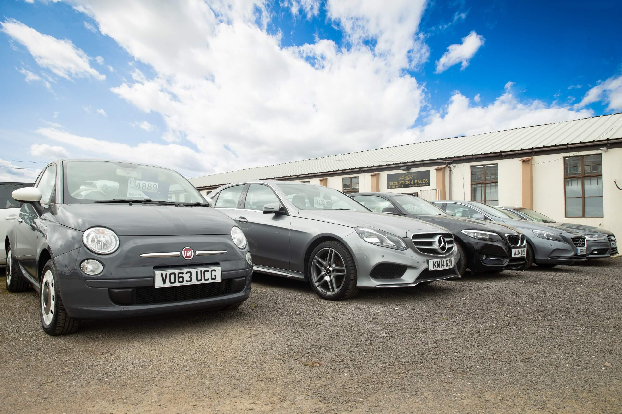 Welcome To Gold Cars Limited Used Cars For Sale In Evesham - Gold Cars Ltd