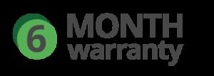 6 Month Warranty 300x107 -
