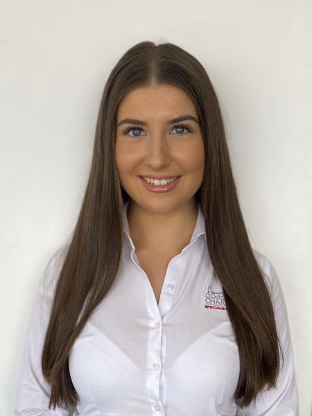 Jess Geranio - Sales Administrator/HR Manager