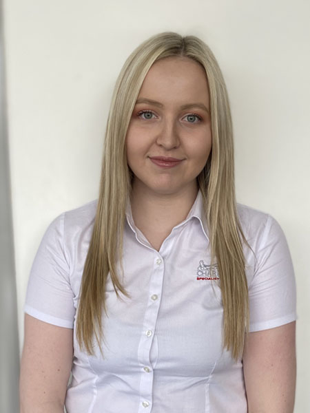 Katie Frost - Service/Sales Advisor