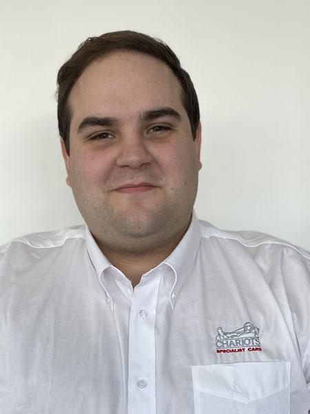 Luke Crawley - Sales Controller