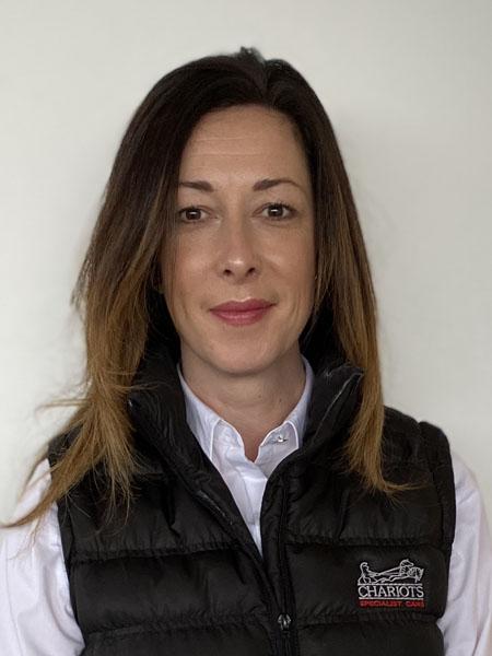 Victoria Mayes - Receptionist