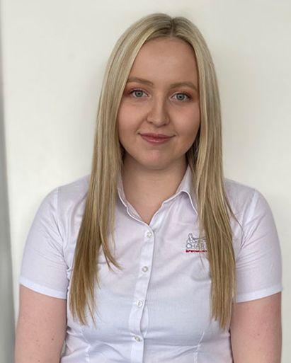 Katie Service Sales Advisor Result - Chariots Specialist Cars