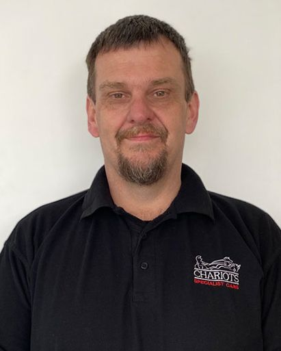 Alan Vehicle Technician Result - Chariots Specialist Cars
