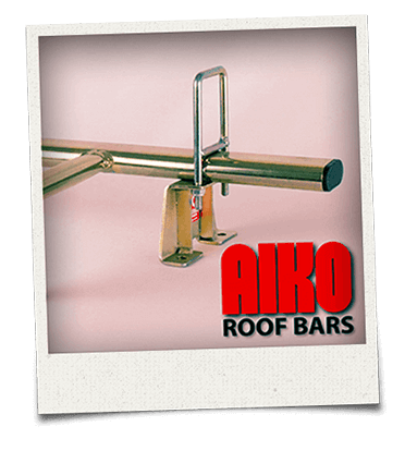 Close up of Aiko roofbar