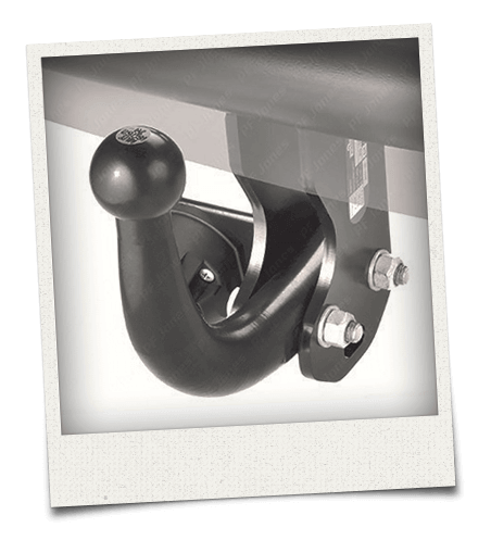 Fixed Swan Neck Tow Bar - D L Clarkson Ltd