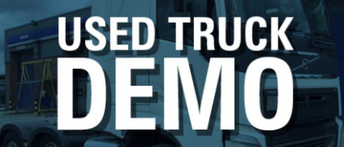 Used Demo Trucks Campaign