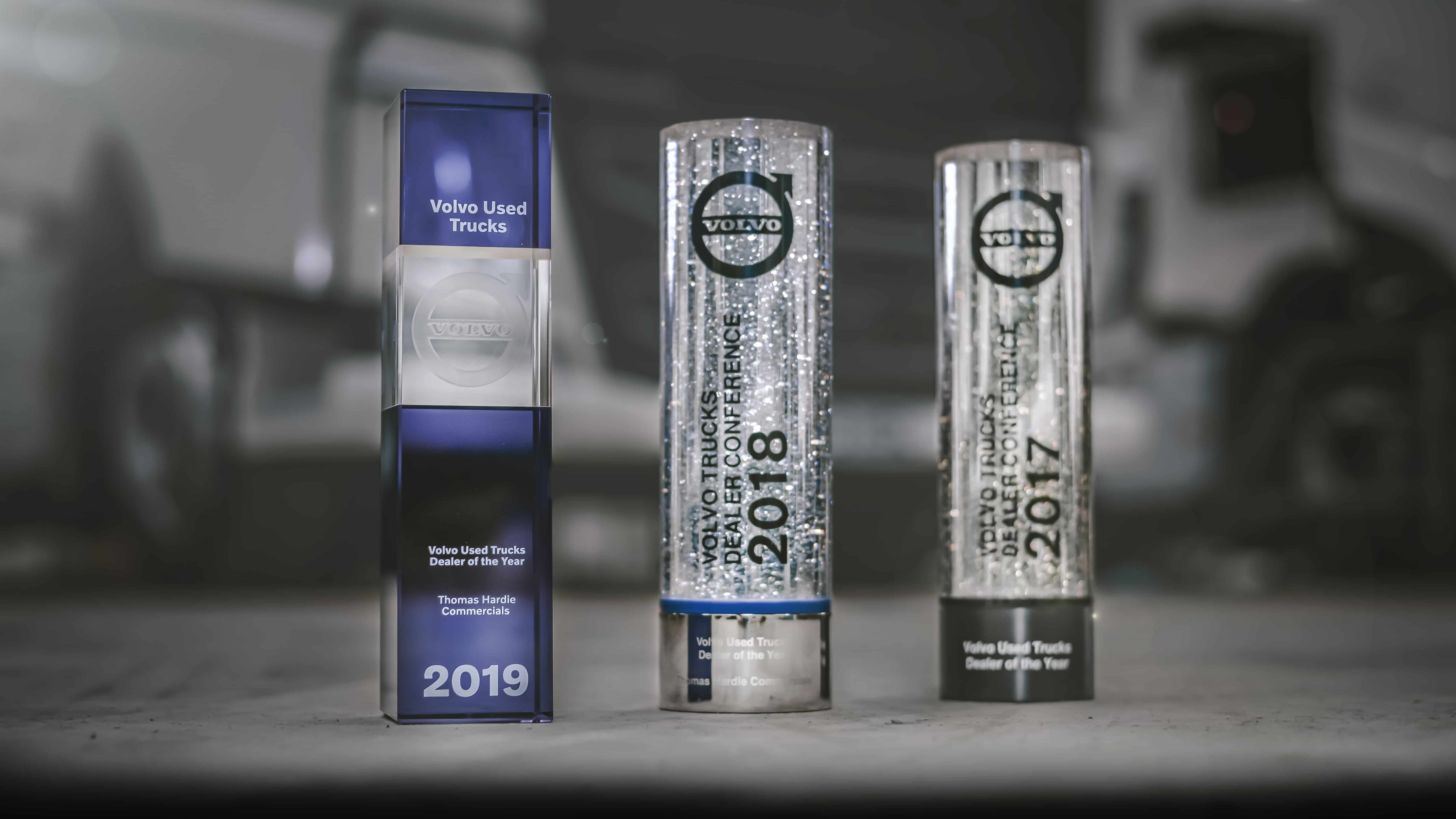 Volvo Trucks, 'Dealer of the Year Award 2018′