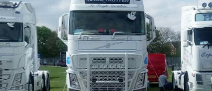 Our Customer's Creations at Truckfest 2017