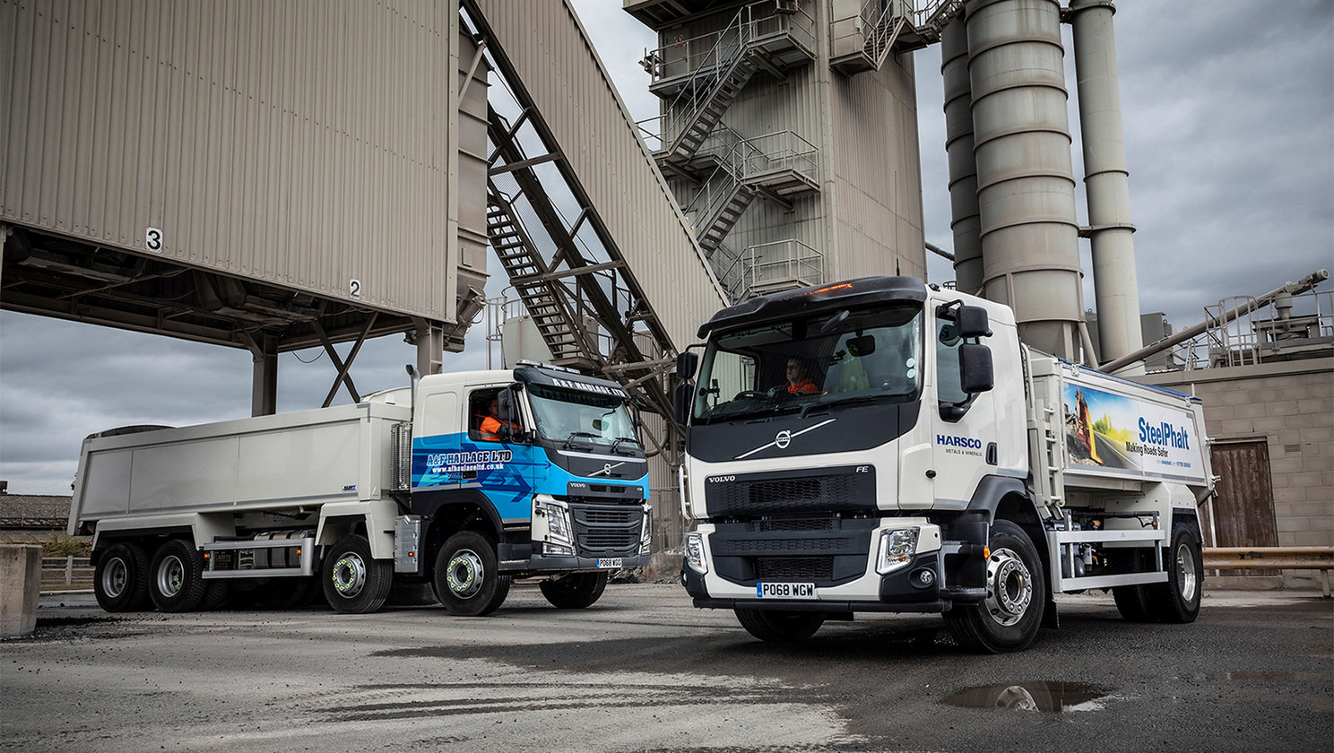 Volvo's all round abilities suit A&F Haulage